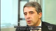 Интервю на Президента Росен Плевнелиев