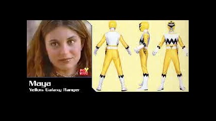 Yellow Rangers