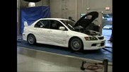 Mitsubishi Lancer Evo 9 - Anti Lag System