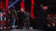 Bad News Barrett's New Year's Toast - Raw, 30 декември