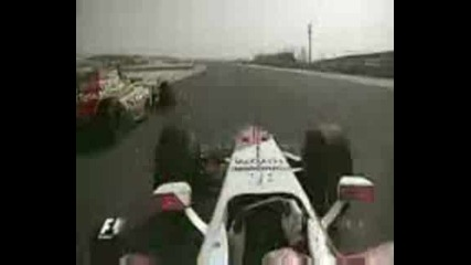 F1 Formula 1 Overtaking Kers Alonso Vs Trulli Bahr