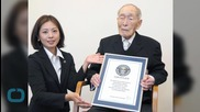 World's Oldest Man Dies in Japan at the Age of 112