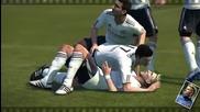Страхотен гол на Schweinsteiger - Pes 2011
