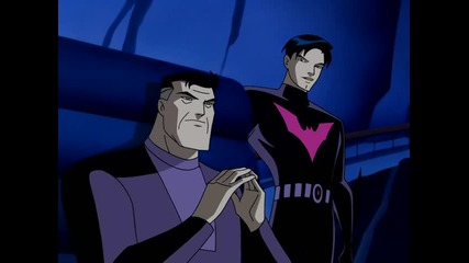 Batman Beyond - 3x05 - Out of the Past