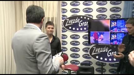 Petar Milojevic - Dozvola za ljubav - U mojim venama - (Live) - ZG - 08.02.2014. EM 18.