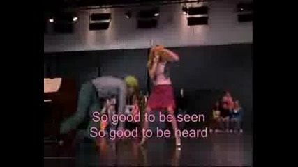 What Ive Been Looking For-Sharpay & Ryan