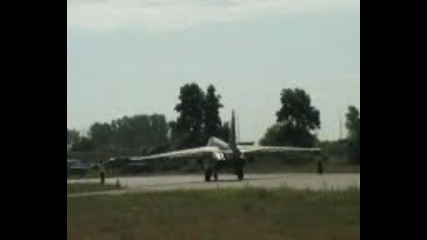 Су - 25 на учението Sentry Lion 2006