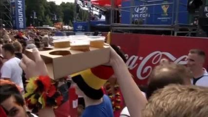 Финалът наближава, емоциите в Берлин нарастват
