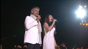 Andrea Bocelli & Sarah Brightman ~ Time To Say Goodbye - Vivere Live In Tuscany