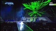 Vixx and Btob - Intro + Dance Battle @ 2014 Dream Concert [ H D ]