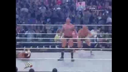 Edge I Randy Orton Се Развихрят