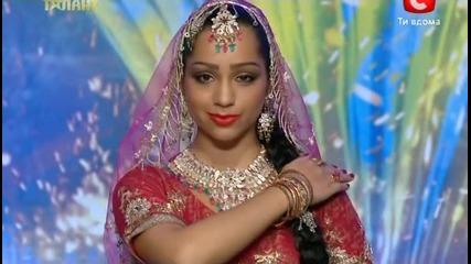 Индийски танц в украйна търси талант - сезон 5