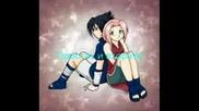 Sakura & Sasuke (h)