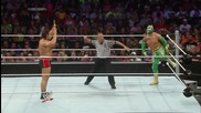 Sin Cara vs. Rusev: Smackdown, June 27, 2014