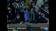 """Нилмар спаси """"Виляреал"""" с гол накрая за 2:2 срещу """"Сантандер"""""""