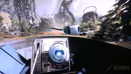 Portal 2 Gameplay (part 1) E3 2010