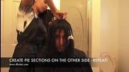 Как да се подстрижем на етажи вкъщи