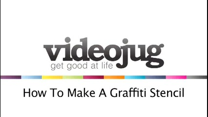 How To Create A Graffiti Stencil