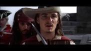 Карибски Пирати - Проклятието на Черната Перла - Част 6 - Бг Аудио