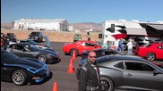 Corvette Zr1 Review at the Mojave Mile