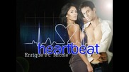 Бг Превод!!! Enrique Iglesias Ft. Nicole Scherzinger - Heartbeat - New Song 2010