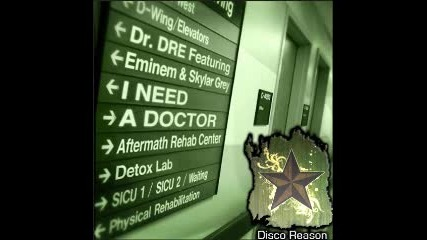 I Need A Doctor ( Disco Reason Remix ) - Dr Dre feat Eminem and Skylar Grey