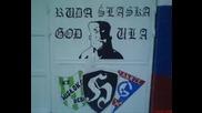 Gornik Zabrze Graffiti