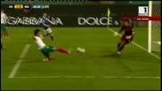 Hевероятен мач !! Италия 1 - 0 България