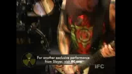 Slayer - Cult (Шоуто На Хенри Ролинс)