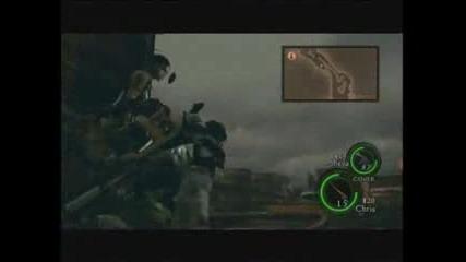 Resident Evil 5 Walkthrough Part 22 - The Bomb Island