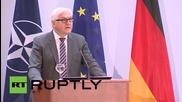 Germany: Steinmeier celebrates 60 years of NATO membership