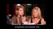Селин Дион и Барбра Стрейсанд - Кажи му (с превод)