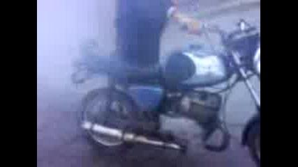 Мотор Си Пали Гумата