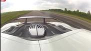 Porsche 918 Spyder Ускорение от 0 до 330 km/h
