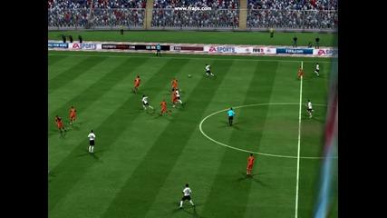 Голът на Рууни - Fifa 11