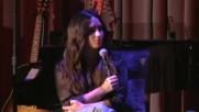 Деми говори за албума си който излиза на 29 сеп. и за кариера си в интервю за The Grammy Museum