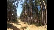 Скок Dh Самоков- бавна скорост