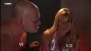Wwe Raw 121508- Kane Kelly Kelly Backstage (hq)