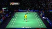 Страхотно разиграване - Badminton Finals 2015