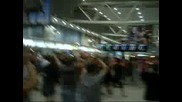 Цска - Посрещане на летището! 28.08.2009г