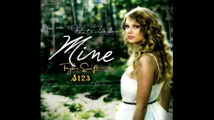 Превод!!! Taylor Swift - Mine [ New Song ]