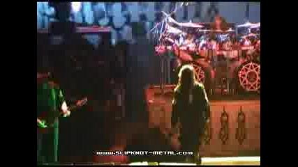 Slipknot - Left Behind (live)