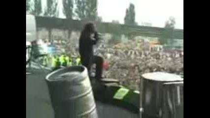 Metallica With Slipknot