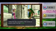 The Legend of Zelda - Ocarina of Time 3d Walkthrough Part 3
