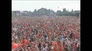 Оранжева радост в Амстердам