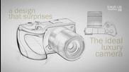 Как се изработва луксозен фотоапарат за ценители: Hasselblad Lunar 24.3 Mp Digital Luxury Camera
