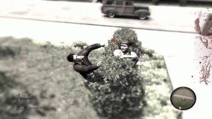 Mafia 2 - Провалени моменти { Компилация }