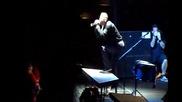 * За първи път на живо * Linkin Park Linkin Park - Blackout - (live In Melbourne, 13 12 10)