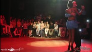 Show Kizomba Semba d'isabelle et Felicien