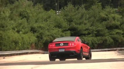 Roadflytv - 2012 Mustang Boss 302 0-60 Mph